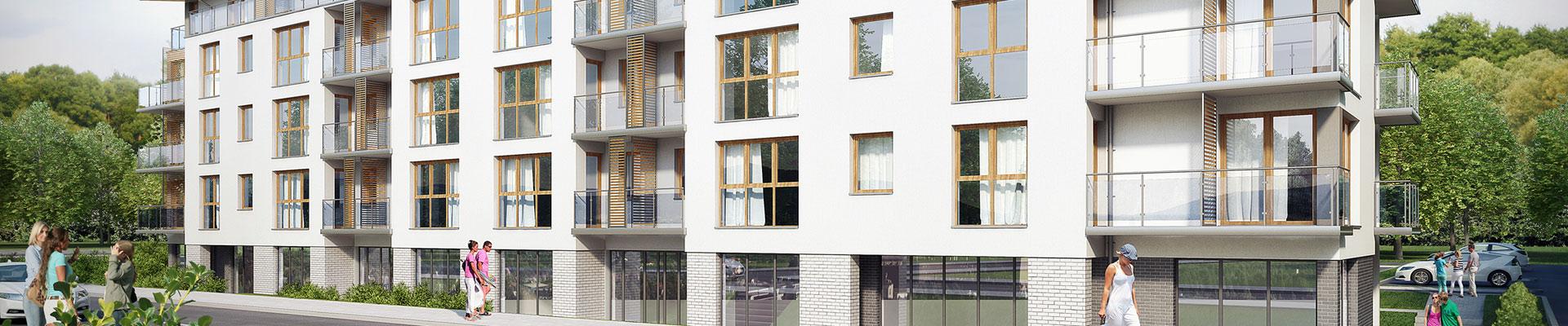 Apartamenty nad morzem, Dziwnówek
